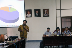 "USD Sambut Mahasiswa Peserta ""Sogang University Volunteering Program"" :: usd.ac.id"