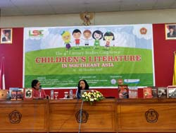The 4th Literary Studies Conference: Children Literature in Southeast Asia :: usd.ac.id