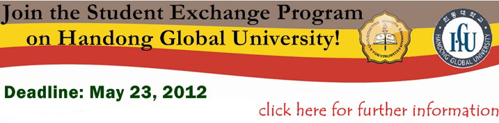 Student Exchange :: usd.ac.id
