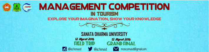 MANAGEMENT COMPETITION :: usd.ac.id