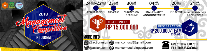 Manajement Competition 2018 :: usd.ac.id