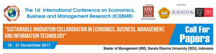 ICEBMR 2017 di MM USD - 21 Nov 17 :: usd.ac.id