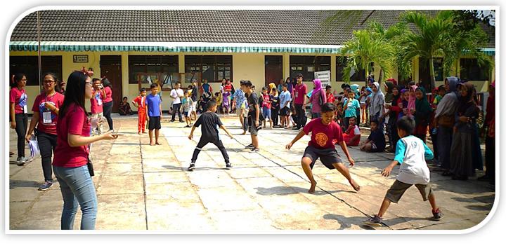 Berita Usd Kkn Usd Angkatan 58 Br Festival Permainan Tradisional I Dolan Sedaya Lestari Budaya I