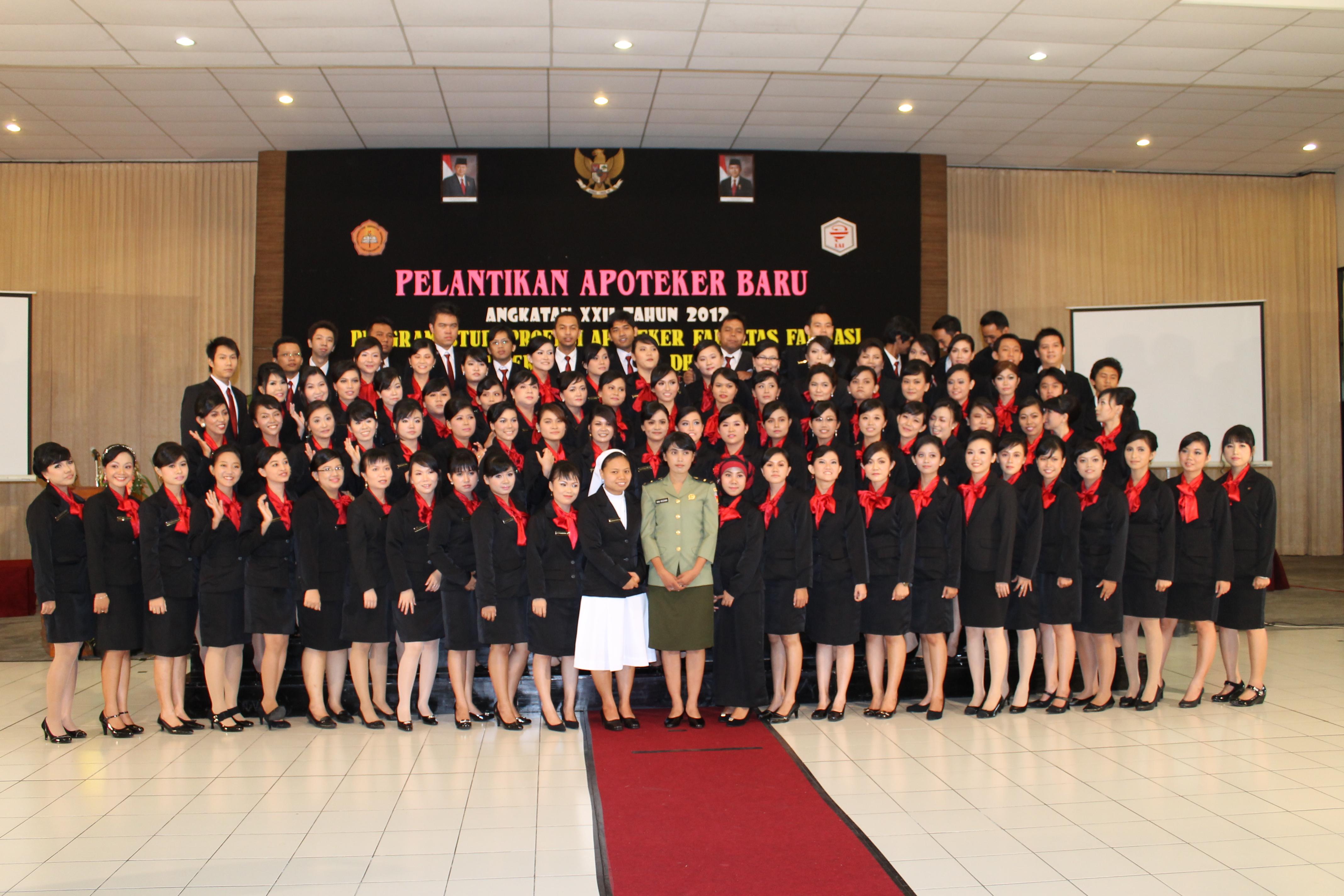 Daftar Akreditasi Perguruan Tinggi Farmasi Di Indonesia