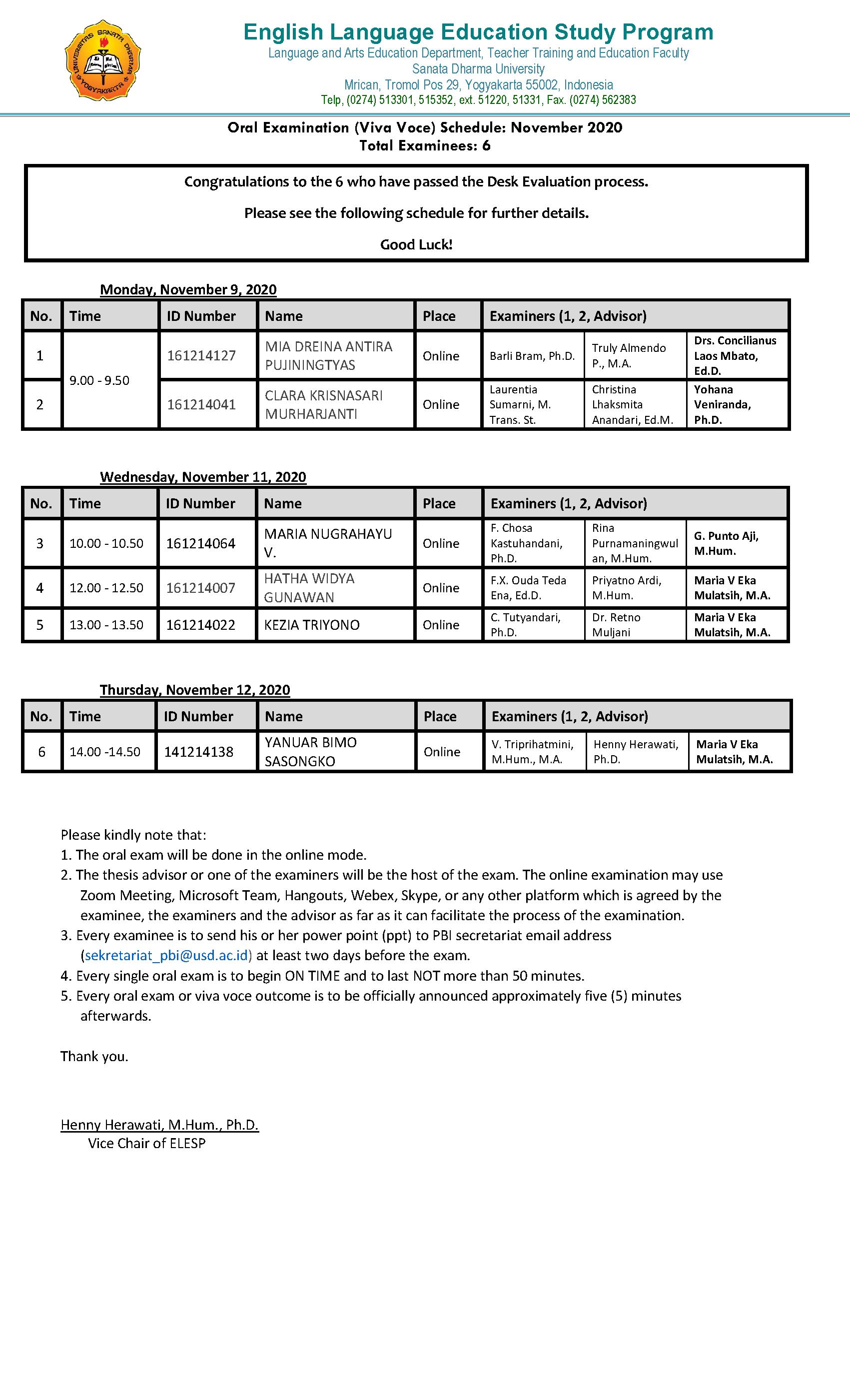 PBI Thesis/Research Paper Defense November 2020