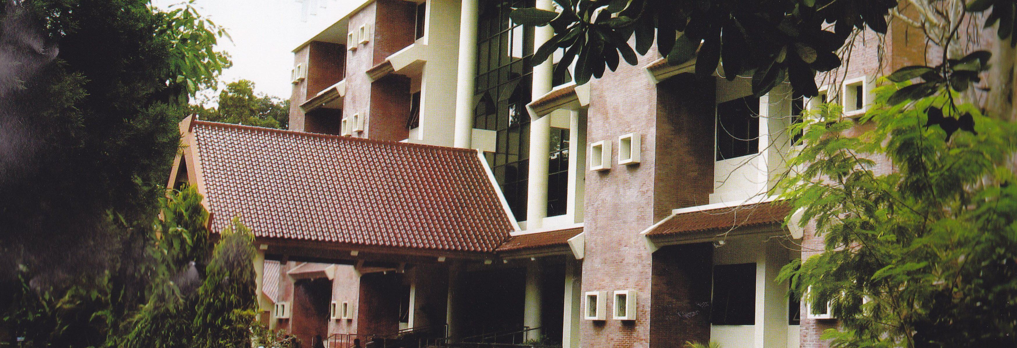 Gedung Administrasi Pusat